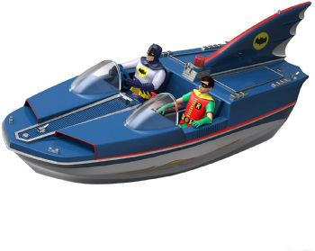 Batman Classic TV Series Batboat Hallmark Ornament,